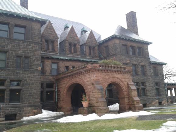 Casa James Hill
