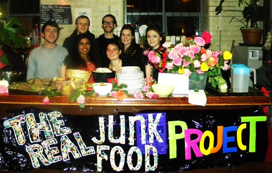 THE REAL JUNK PROJECT 2