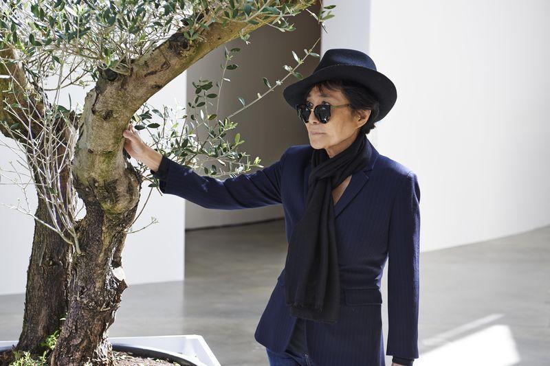 150.Yoko Ono_Guggenheim 2014