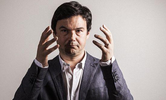 Thomas Piketty (The Guardian)