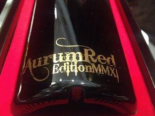 Aurum Red, Edición MMXI