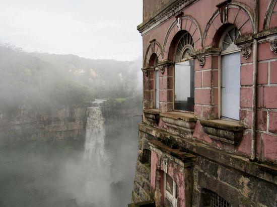 Hotel Salto de Tequendama (Cundinamarca, Colombia)