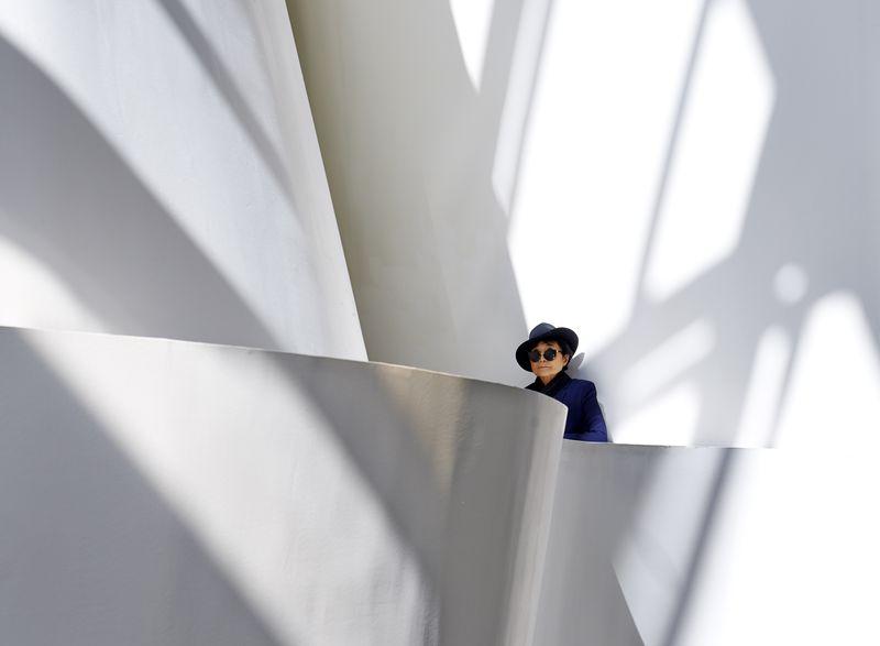 126.Yoko Ono_Guggenheim 2014