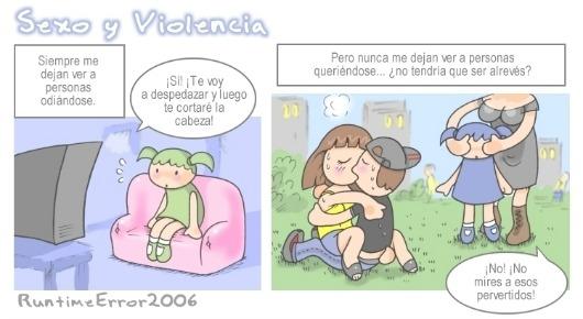 Comic016SEXO Y VIOLENCIA