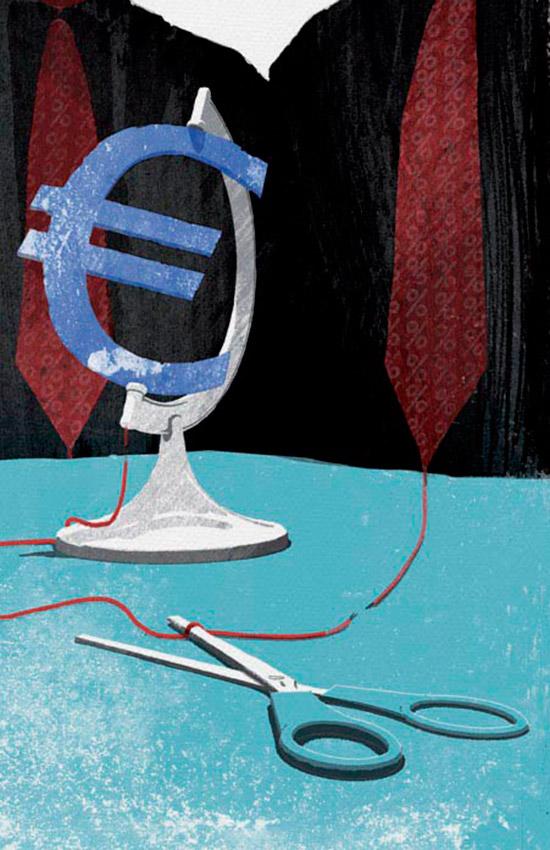 El-poder-del-dinero-y-la-politica-de-la-UE
