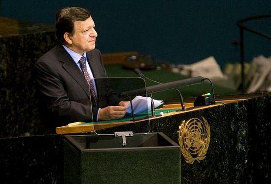 Barroso UNMDG Summit
