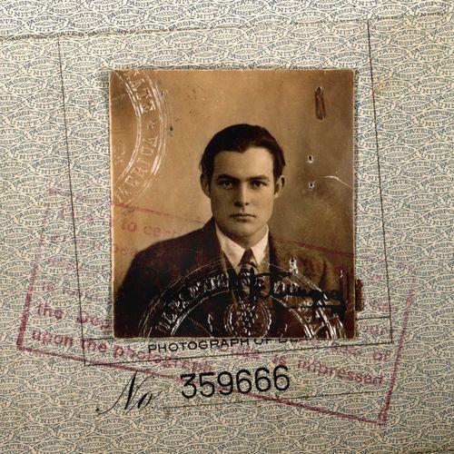 Ernest-Hemingway-pasaporte