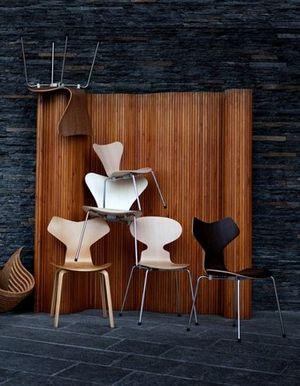 Sillas Arne Jacobsen en Doméstico Shop