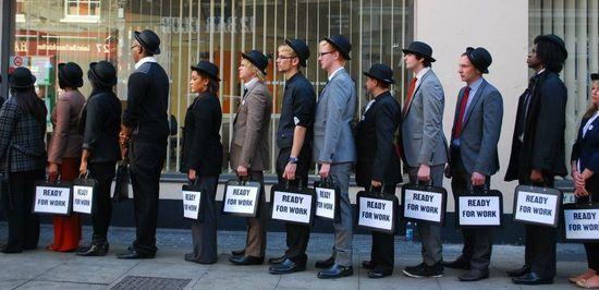 Desempleo juvenil en el mundo