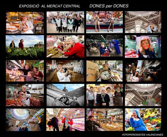 Valencia,Mujer,Mercado,ciudad escondida,fotografia