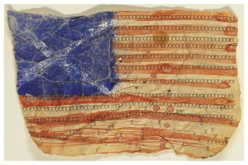 Basquiat bandera