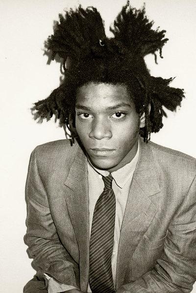 Basquiat Warhol