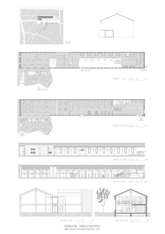 DONAIRE ARQUITECTOS_Biblioteca y Escuela Música en Almonte