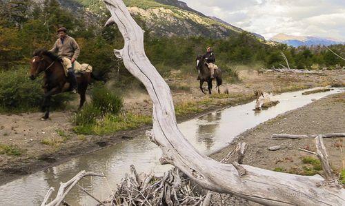 A caballo por los Andes 4-Paco Nadal