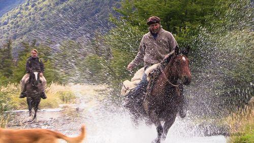 A caballo por los Andes 6-Paco Nadal