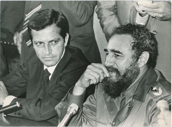 ADOLFO SUAREZ Fidel Castro