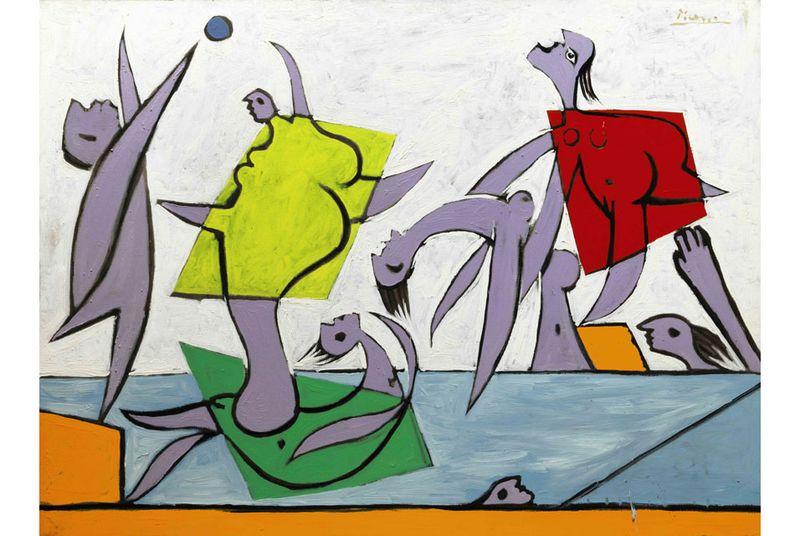 Picasso La Savage