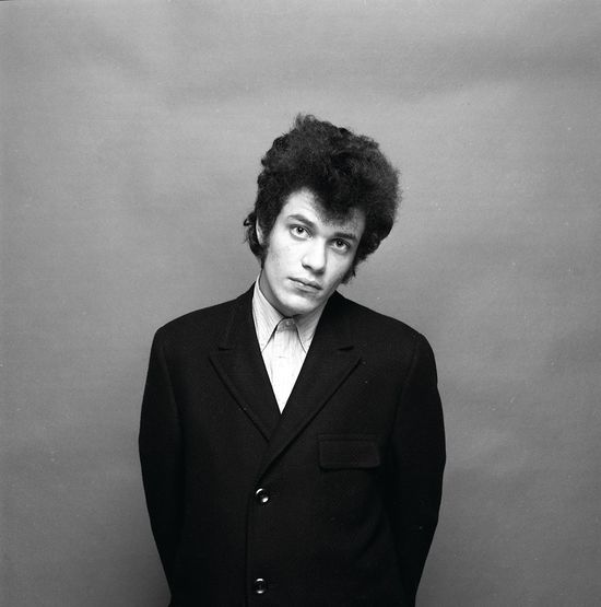 MICHAEL-BLOOMFIELD retrato