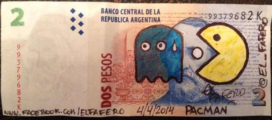 Billete pac