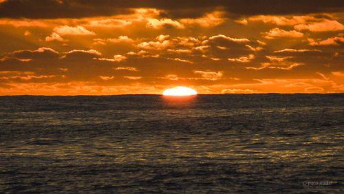 Atardecer en el Pacífico-Paco Nadal