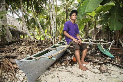 Pescador Kapingamarangi-Paco Nadal