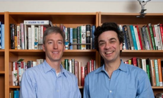 Steven D. Levitt y Stephen Dubner.