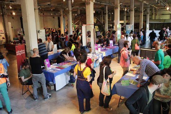 Feria de Economía Solidaria de Madrid_Ariadna de la Rubia