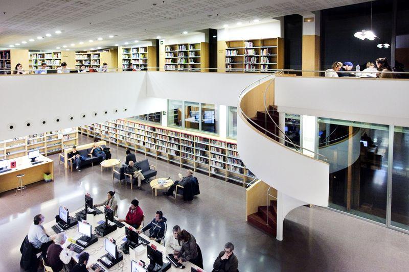 Biblioteca fuster
