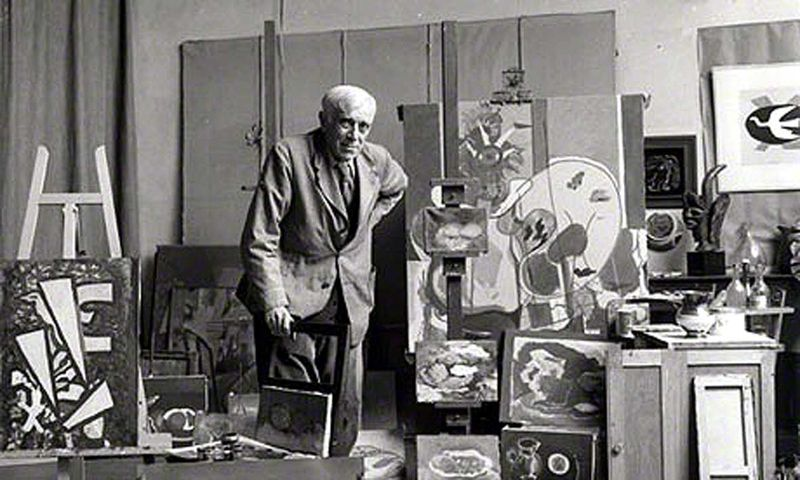 Georges-Braque-by-Ida-Kar-007