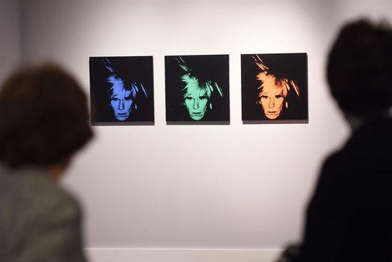 Warhol Subastas I