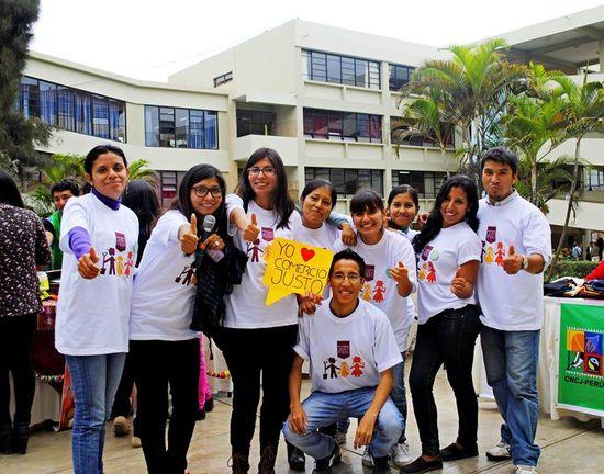 Unalccj - Dia Intenacional Comercio Justo Peru (7)