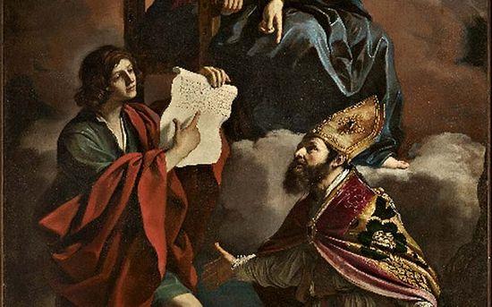 Guercino detalle