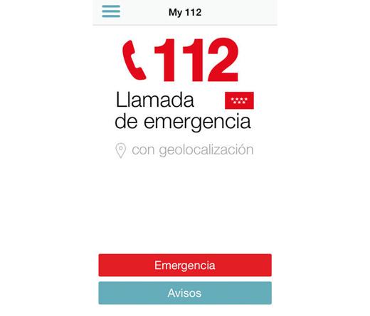My112 app
