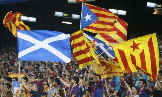 Cataluña Escoia