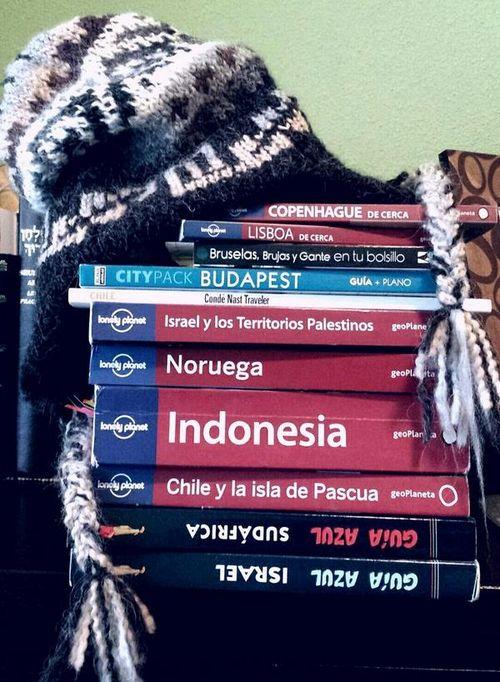 Pequeña colecciçón qe irá aumentado de @DiariosdViaje