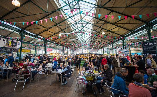 Sant georges market 2