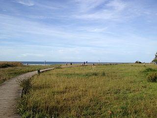 Entorno de Güeyu Mar, la playa de Vega, un parque natural