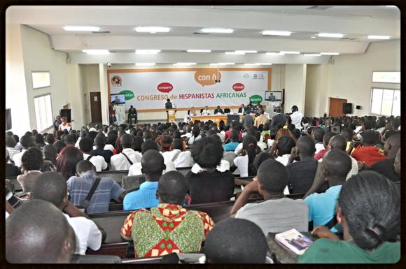 Congreso africa con eñe