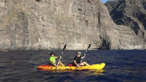 Kayak en Los Gigantes 2