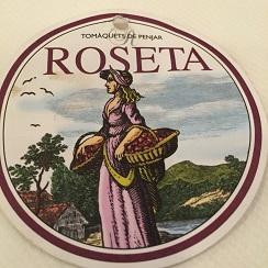 Marca Roseta, de tomates de colgar