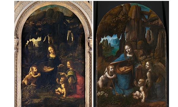 Comparación Leonardo