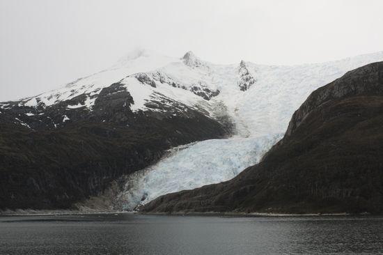 Glaciar Italia, Canal Beagle Isidoro Merino