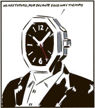 El roto tiempo