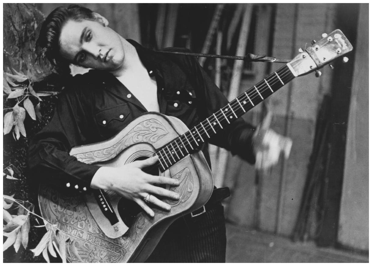 Elvis Presley y el rock n roll que todo cambió    La Ruta ... e8e8c734742