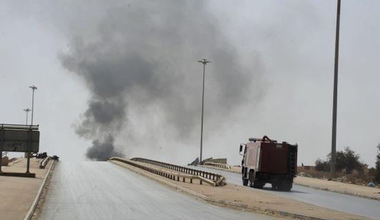 Libia - Mohammed el-Sheikhy - AP