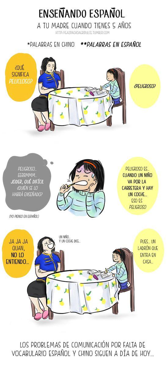 Enseñar-español