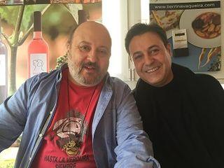 Sacha Hormaechea y Pepe Ribagorda, miembros del jurado