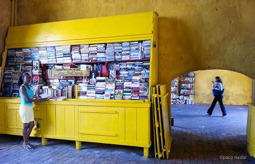 Librerías Los Mártirez, Cartagena, Colombia