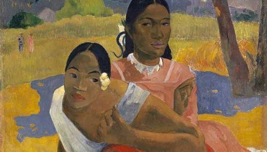 Nafea-faa-ipoipo---paul-gauguin