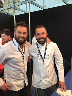 Álvaro Castellanos y y José Miguel Valle de la Taberna Arzabal